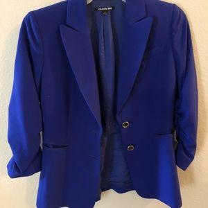 Gianni Bini royal blue blazer!